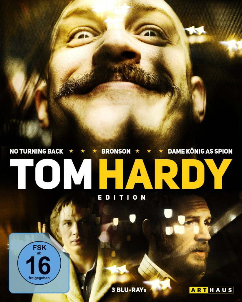 Tom Hardy Box-Set Cover