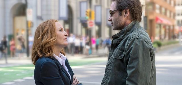 """""""Akte X"""": David Duchovny und Gillian Anderson sind bereit für Staffel 11"""