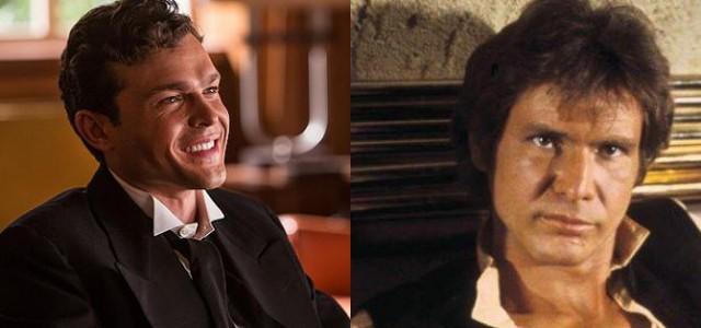 Bestätigt: Alden Ehrenreich ist Han Solo!