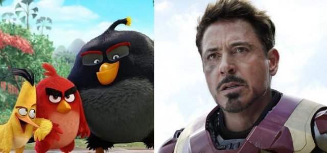 Box-Office Deutschland: Angry Birds entthront Civil War