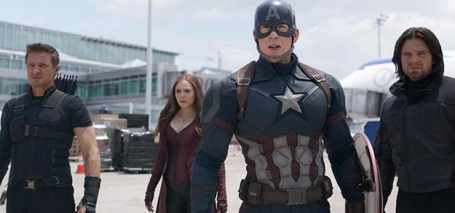 Box-Office Deutschland: Captain America erobert die Charts im Sturm
