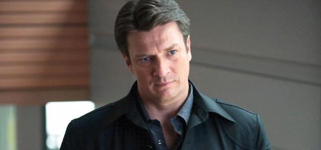 """""""Castle"""": Nathan Fillion für Staffel 9 unter Vertrag!"""
