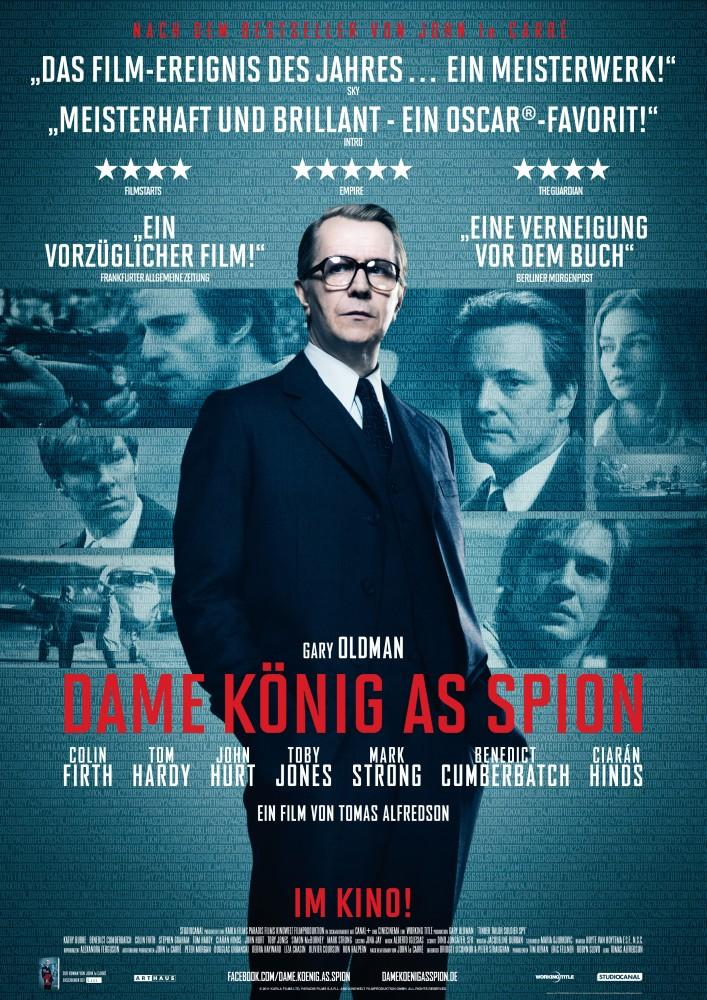 Dame König As Spion (2011) Cover