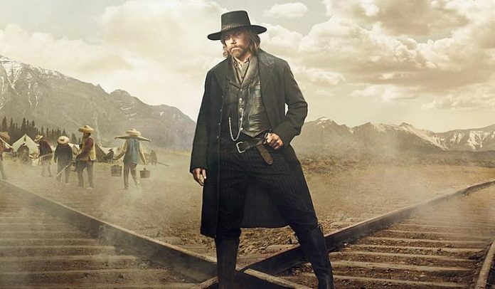Hell on Wheels Season 5 Start