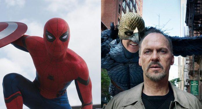 Spider Man Homecoming Michael Keaton