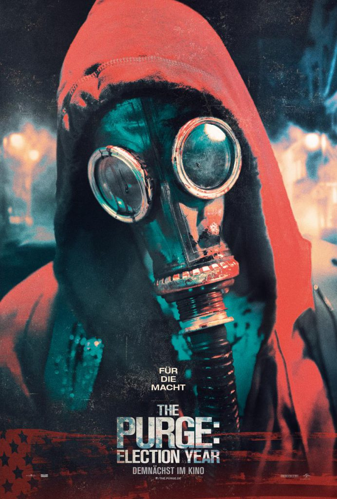 The Purge Election Year Trailer & Poster 1