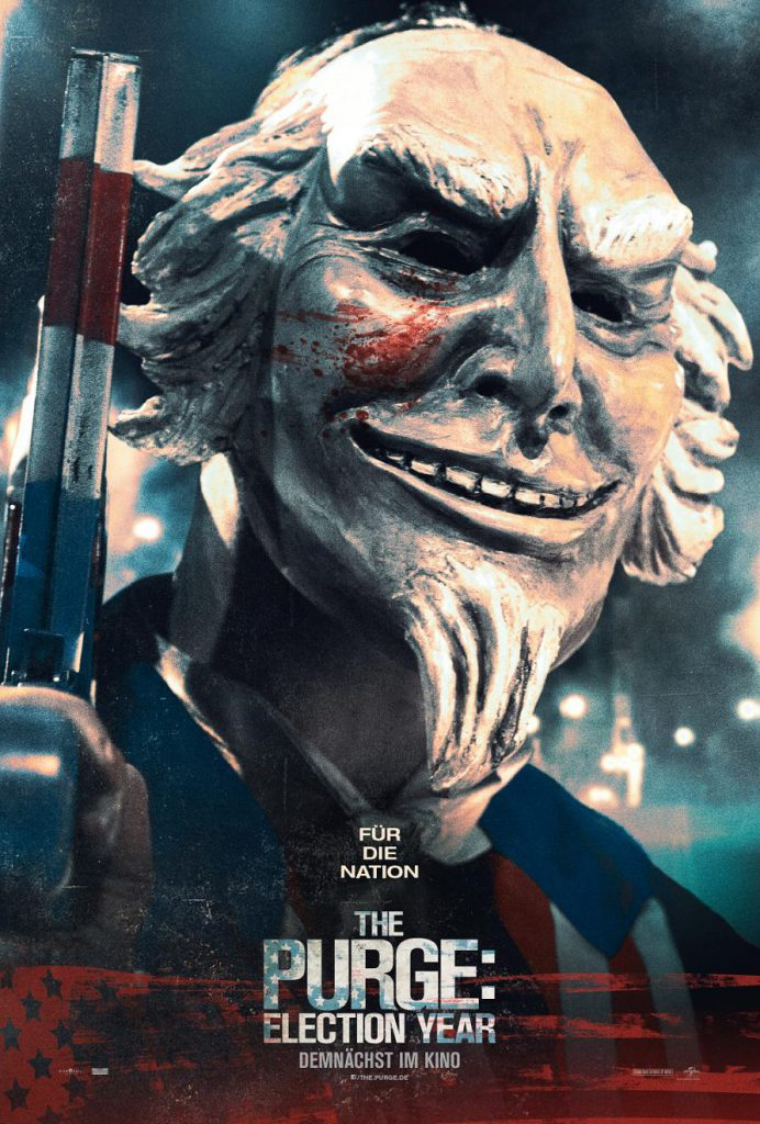 The Purge Election Year Trailer & Poster 2