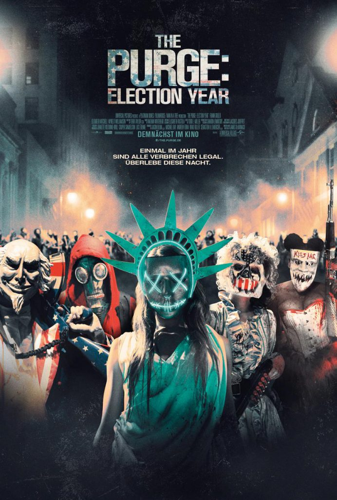The Purge Election Year Trailer & Poster 4
