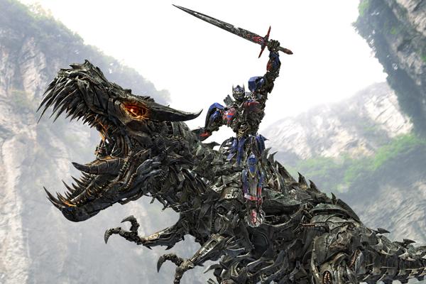 Transformers Ära des Untergangs (2014) Filmbild 1