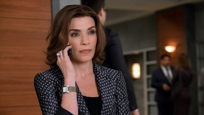 The Good Wife Ende