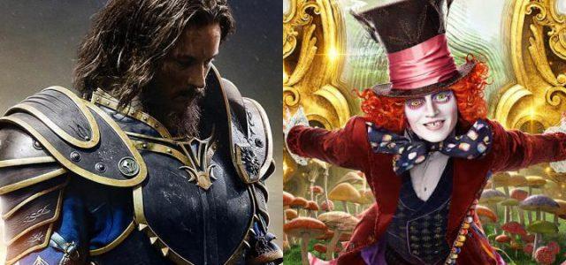 Box-Office Deutschland: Warcraft startet stark, Alice im Wunderland 2 schwach