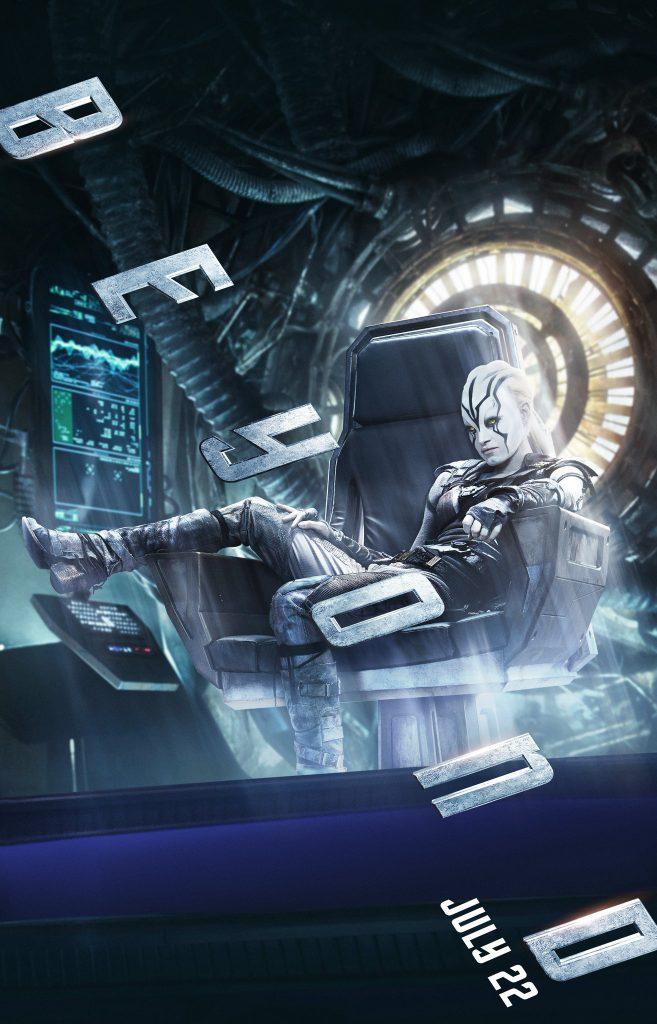 Star Trek Beyond TV Spots Poster