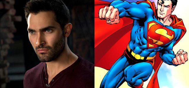 """Supergirl"" besetzt ""Teen Wolf""-Star Tyler Hoechlin als Superman!"