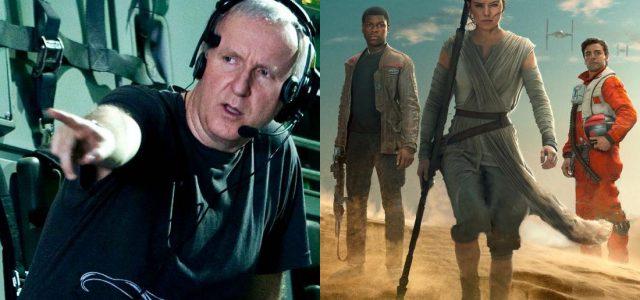 James Cameron war nicht sehr begeistert von Star Wars: Das Erwachen der Macht