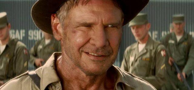 Entwarnung! Steven Spielberg wird Indiana Jones nicht sterben lassen
