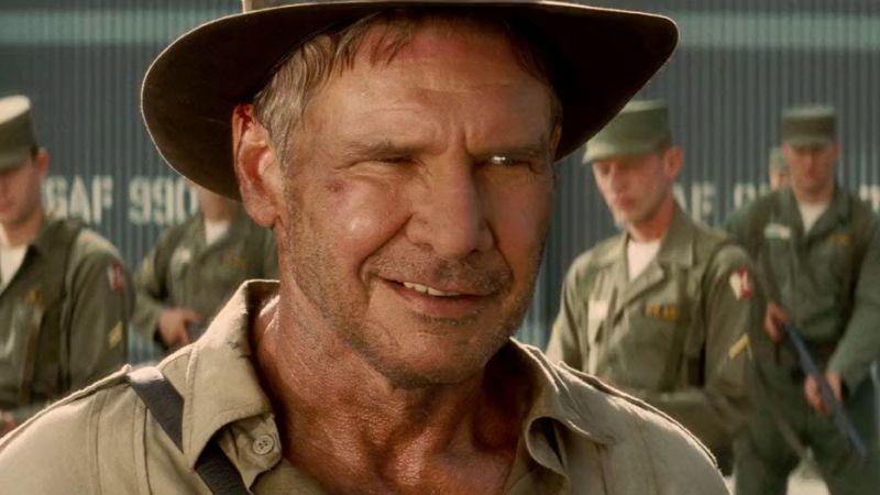 Steven Spielberg Indiana Jones