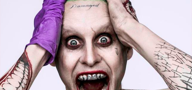 "Suicide Squad: David Ayer erklärt Jokers Grill und das ""Damaged""-Tattoo"