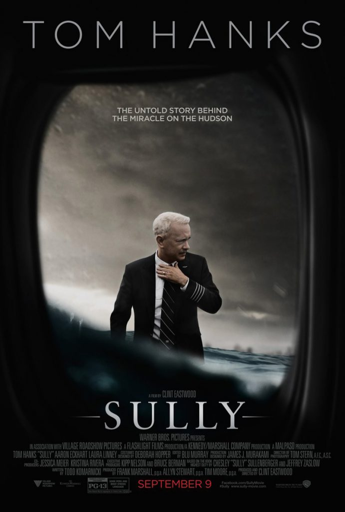 Sully Trailer & Poster