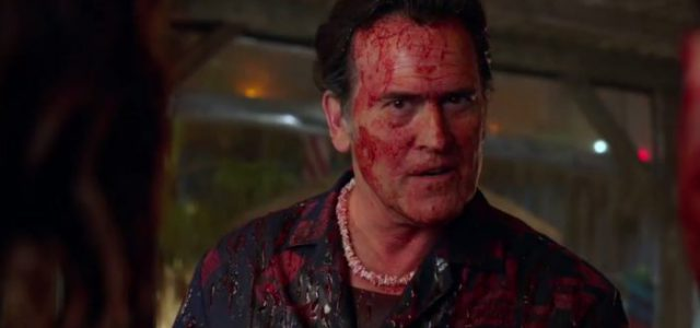 """Zu brutal für die Comic Con: Neuer Trailer zu """"Ash vs. Evil Dead"""" Season 2!"""