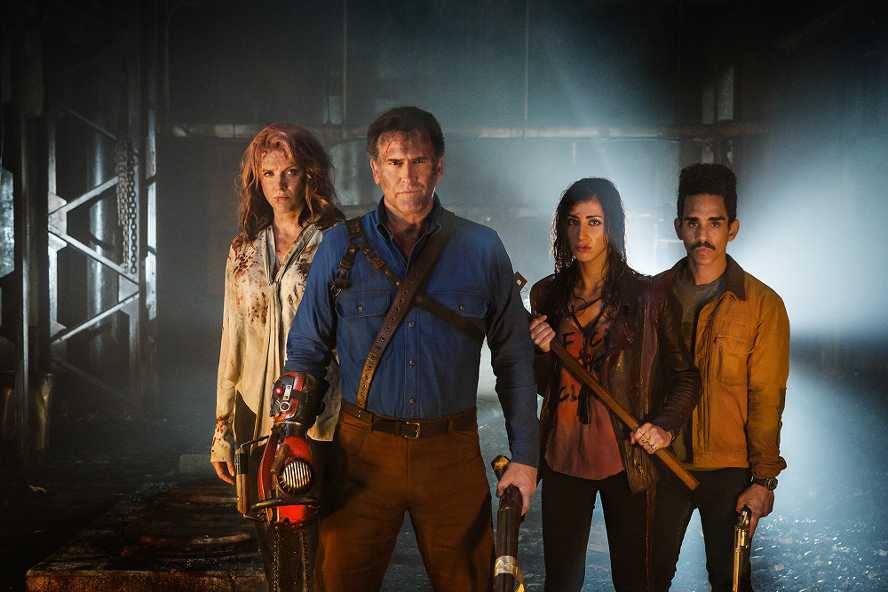 Ash vs Evil Dead Staffel 2 Trailer & Bild