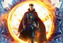 Doctor Strange Trailer Poster 2