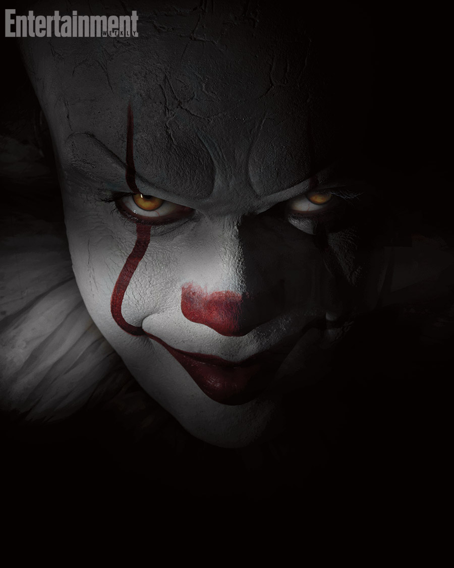 Stephen Kings Es 2017 Pennywise der Clown