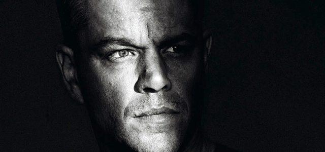 Matt Damon hat angeblich nur 25 Dialogzeilen in Jason Bourne