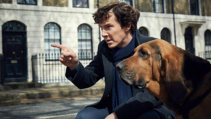 Sherlock Staffel 4 Trailer