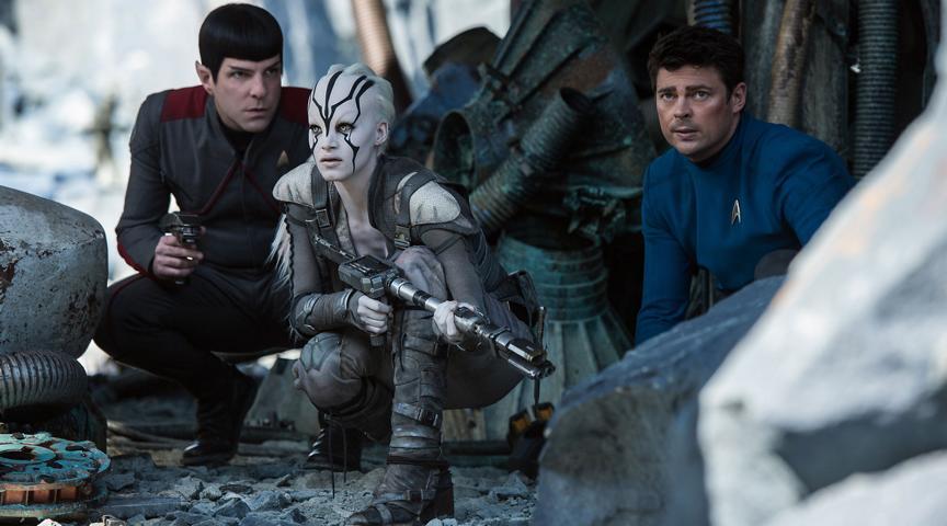 Star Trek Beyond (2016) Filmbild 4