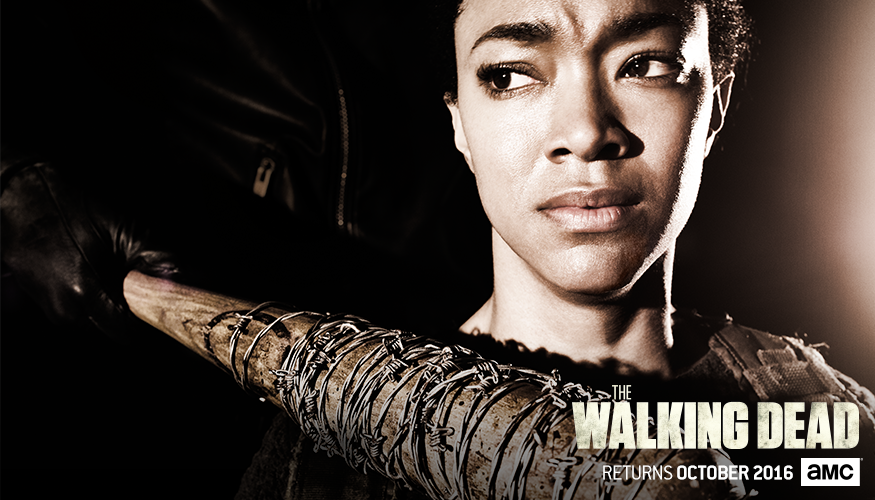 The Walking Dead Staffel 7 Start Charakterposter 10