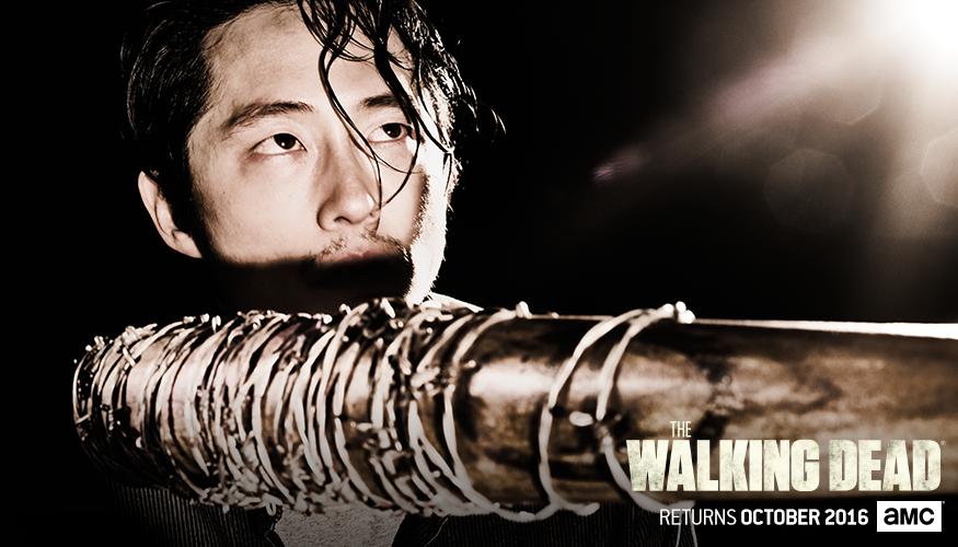 The Walking Dead Staffel 7 Start Charakterposter 11