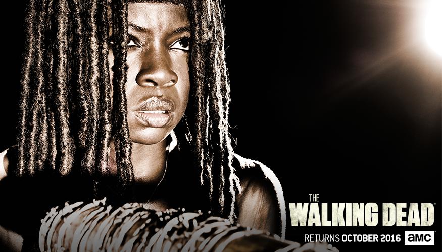 The Walking Dead Staffel 7 Start Charakterposter 2