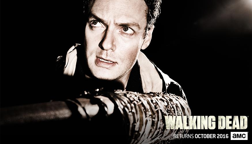 The Walking Dead Staffel 7 Start Charakterposter 4