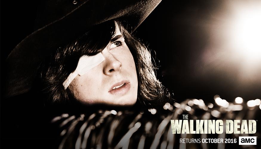 The Walking Dead Staffel 7 Start Charakterposter 9
