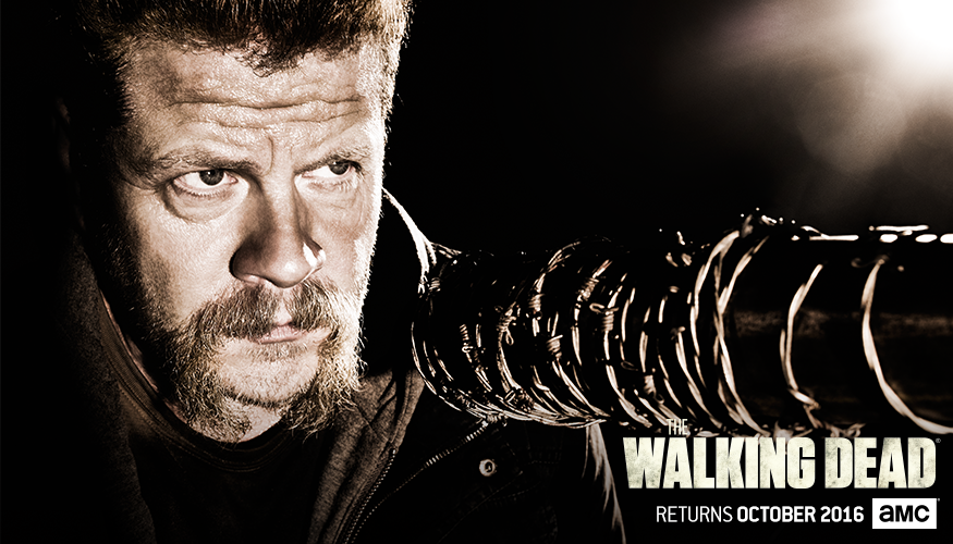 The Walking Dead Staffel 7 Start Charakterposter 5