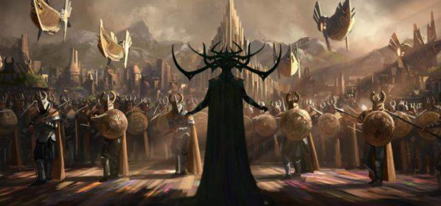 Die Dreharbeiten zu Thor: Ragnarok haben begonnen!