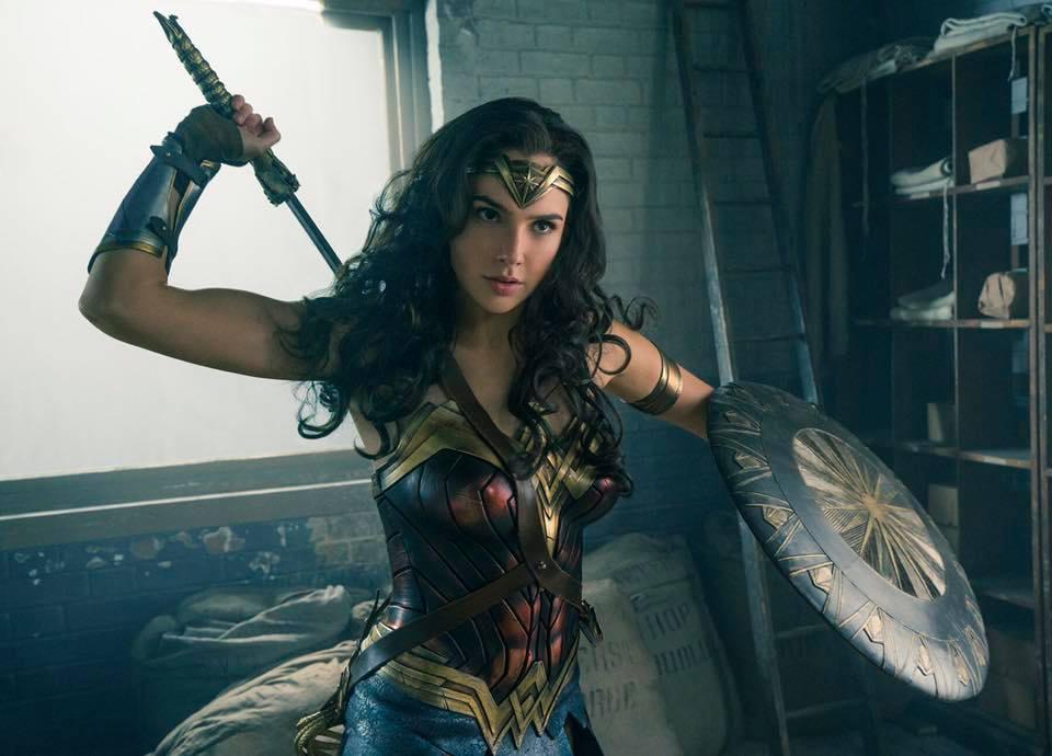 Wonder Woman Poster & Bilder 3