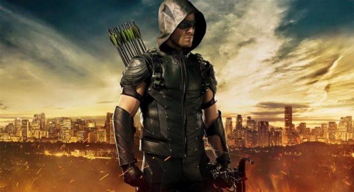 Arrow Staffel 5 Start