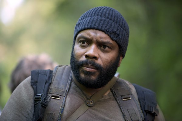 Arrow Staffel 5 Start Chad L. Coleman