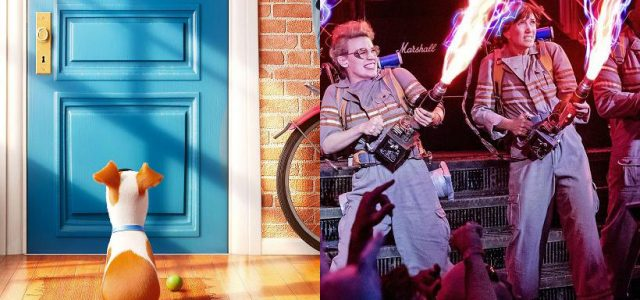 Box-Office USA: Ghostbusters startet solide, Pets bleibt die Nummer 1