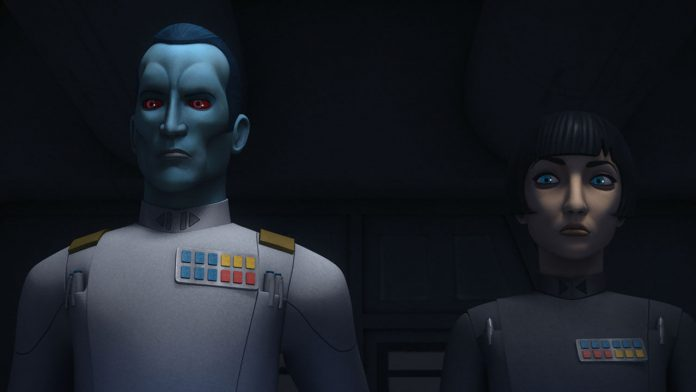 Star Wars Rebels Staffel 3 Start