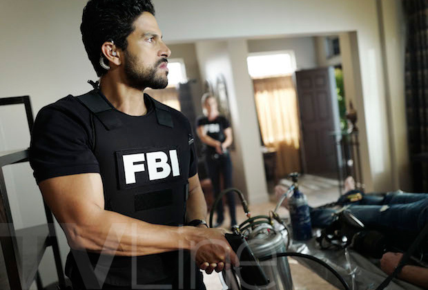 Criminal Minds Staffel 12 Adam Rodriguez Foto