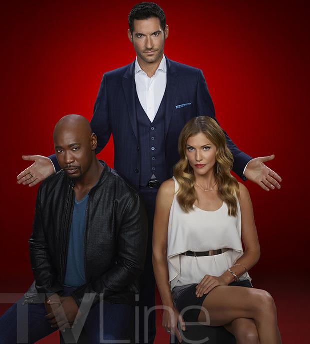Lucifer Staffel 2 Tricia Helfer