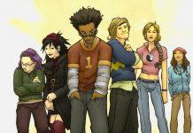 Marvels Runaways Serie