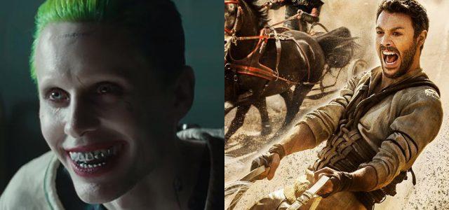Box-Office USA: Ben-Hur floppt, Sucide Squad bleibt die Nummer 1