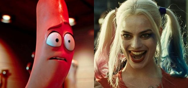 Box-Office USA: Sausage Party haarscharf vor Suicide Squad