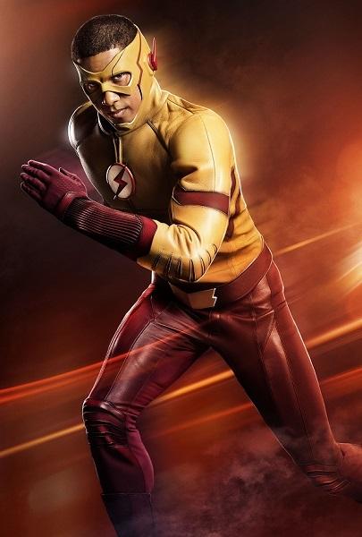 The Flash Staffel 3 Kid Flash Bild 2