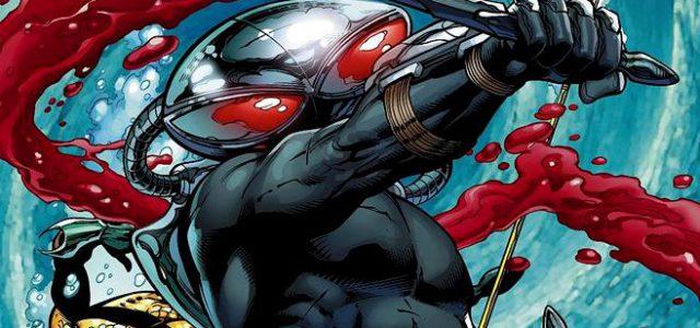 Aquaman wird gegen Black Manta kämpfen