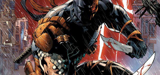 Deathstroke wird zu Batmans Gegner in dessen Solo-Film!
