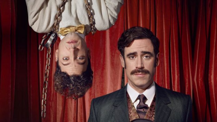 Houdini and Doyle Staffel 2